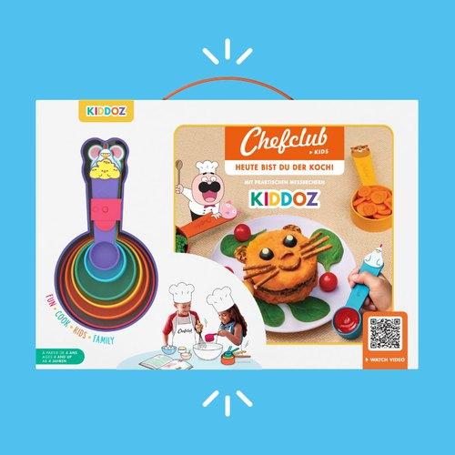 DAS CHEFCLUB KIDS-SET