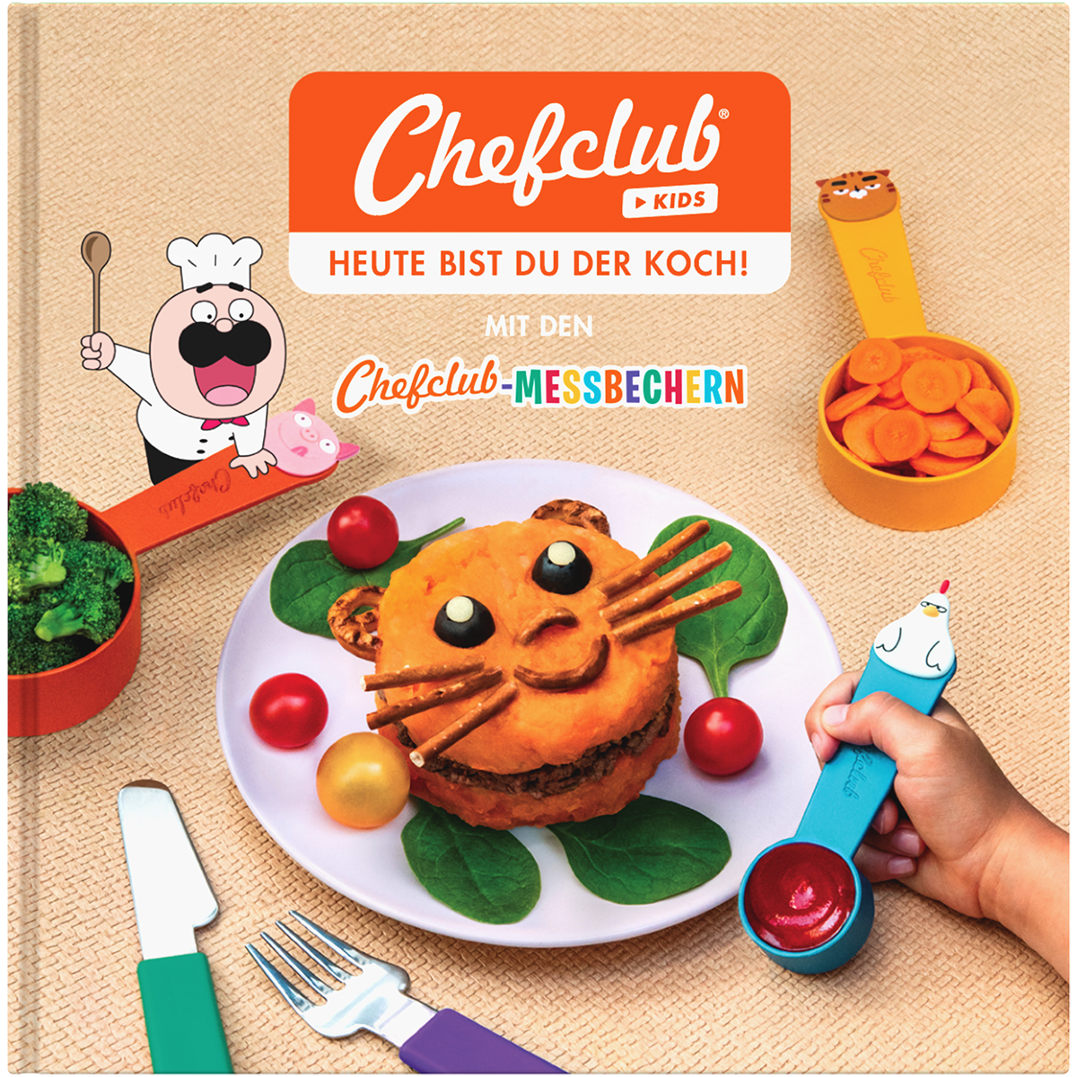 DAS CHEFCLUB KIDS-SET