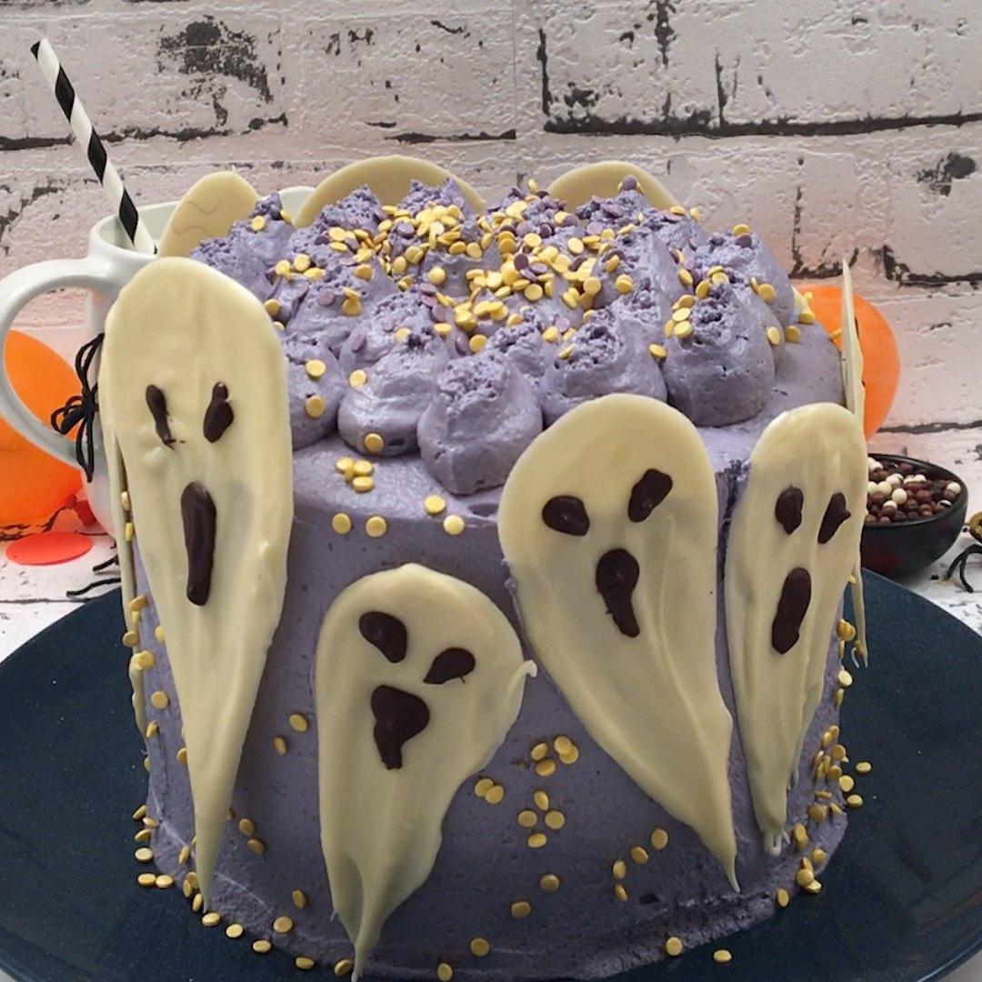 6 postres de miedo para Halloween