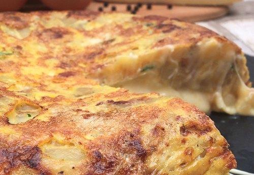 La tortilla savoyarde