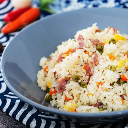 Express fried rice