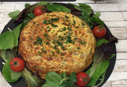 Überraschungs-Tortilla