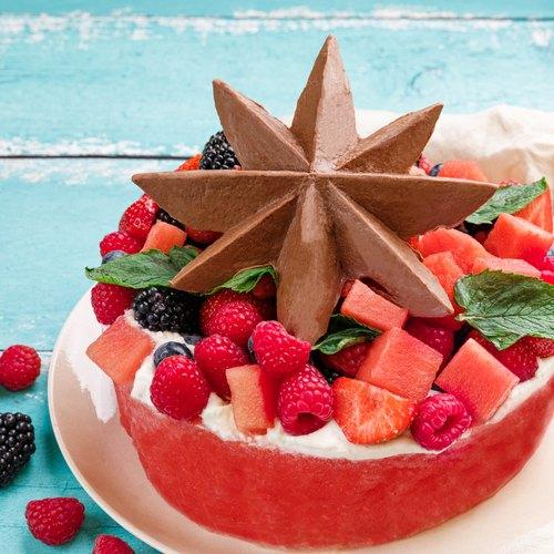 La salade de fruits de l'été !