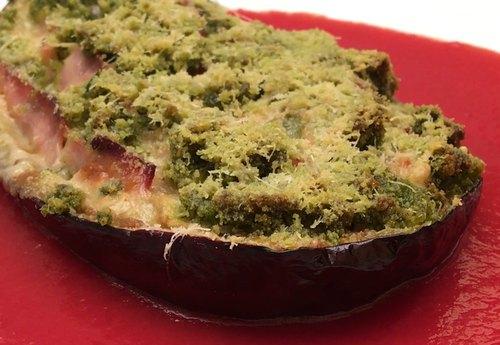 L'aubergine maligne
