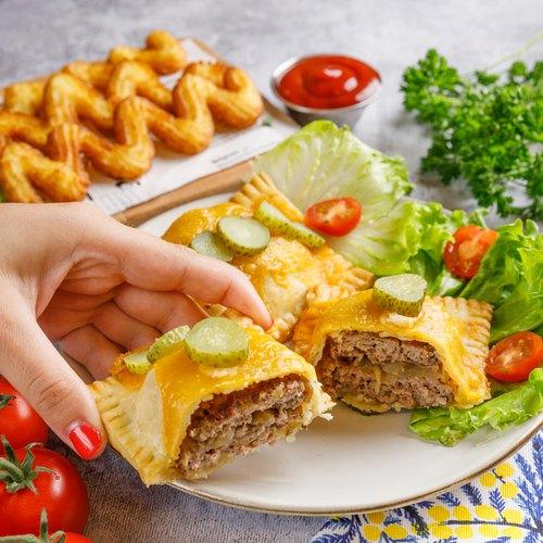 Pop Cheeseburger
