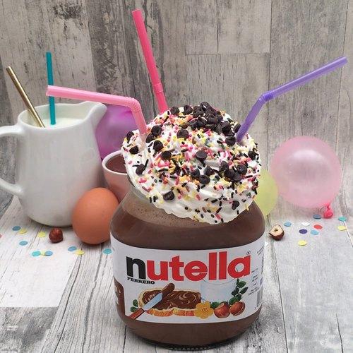 7 idées à faire avec le pot de Nutella ®