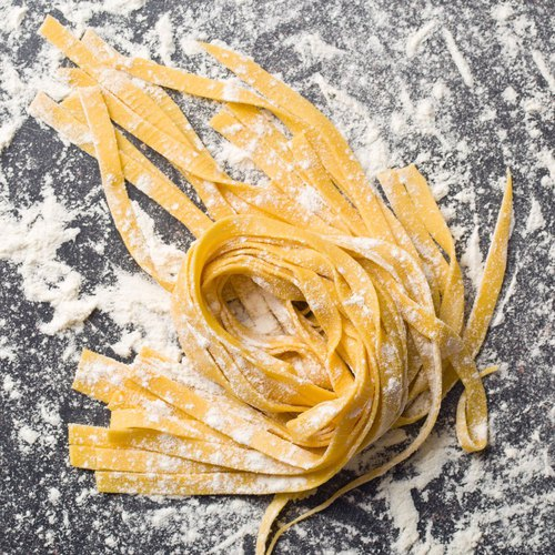 Quick & easy homemade pasta