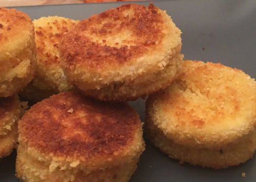 Mini croque-monsieur saumon & boursin®