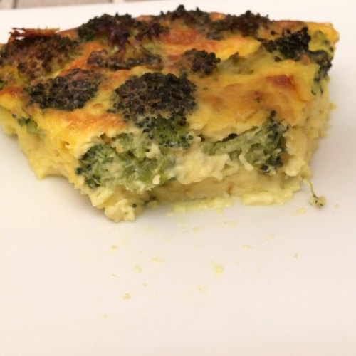 6-in-1 Vegetable Quiche
