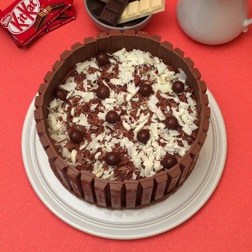 Le Gâteau au chocolat Kit Kat®