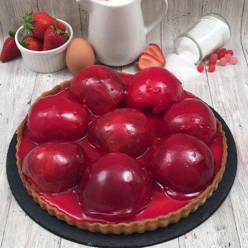 Tarte pommes d'amour