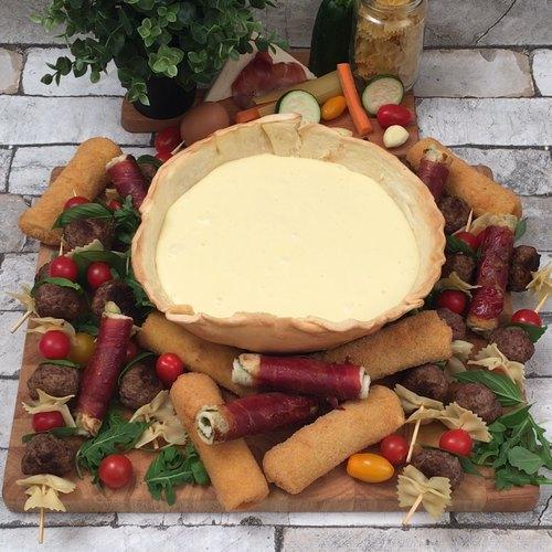 Le bol fondue italienne