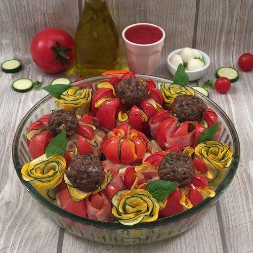 Tomates farcies 3 étoiles