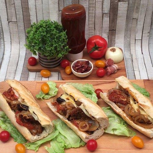 Sandwich Traum