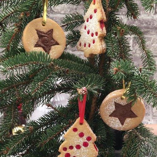 Edible Tree Decorations