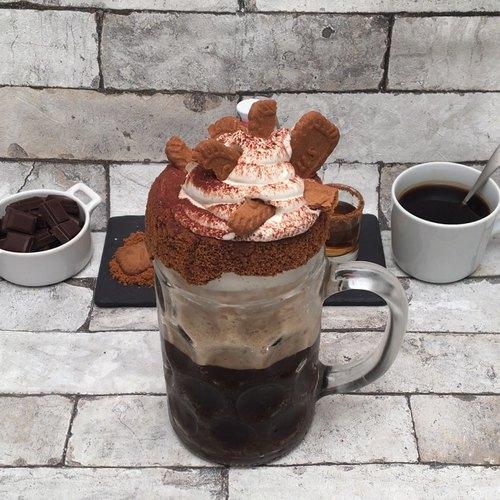 Irish Coffee mit Spekulatius