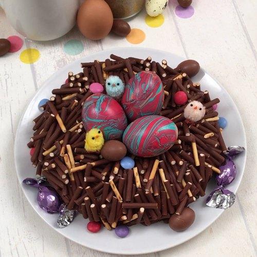 Le gâteau nid