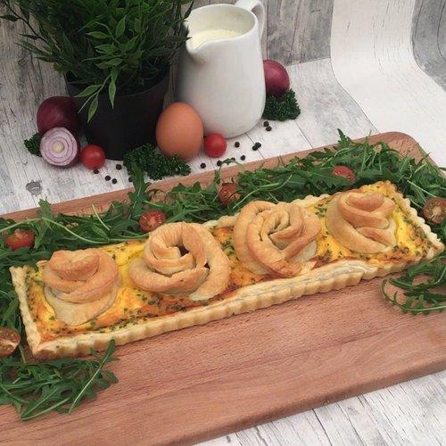 Rose Pie