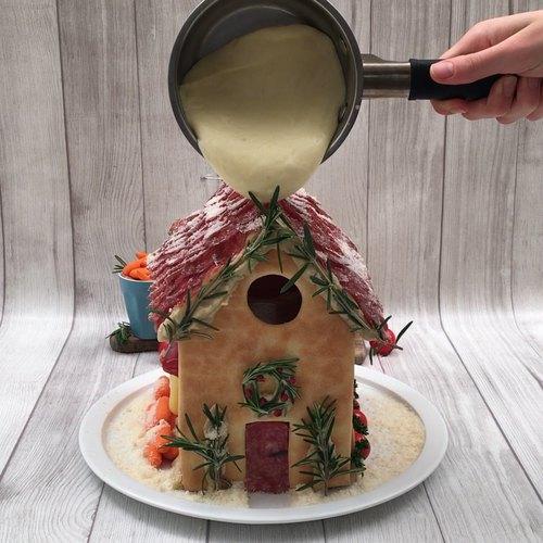 La maison de la raclette
