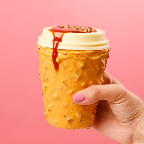 Pumpkin Spice Latte Cup