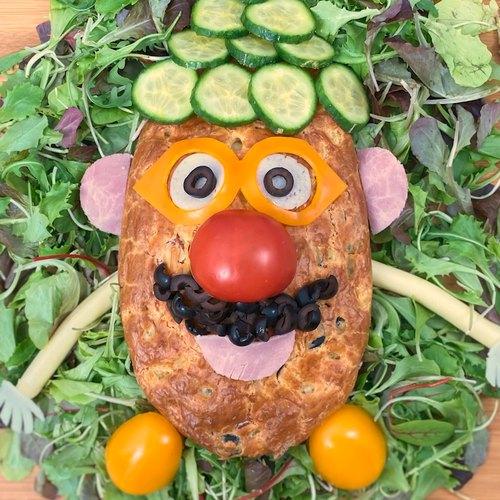Monsieur madeleine se prend pour une patate
