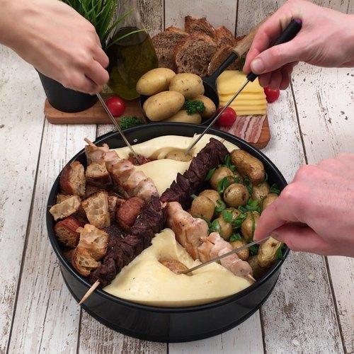 La super fondue multi-goûts