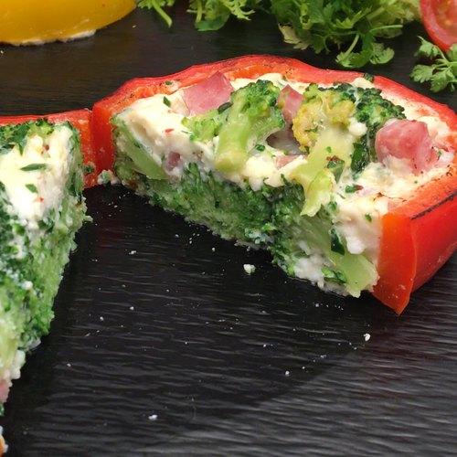Ultimate Healthy Veggie Omelette