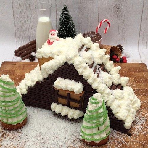 Das Haus vom Weihnachtsmann
