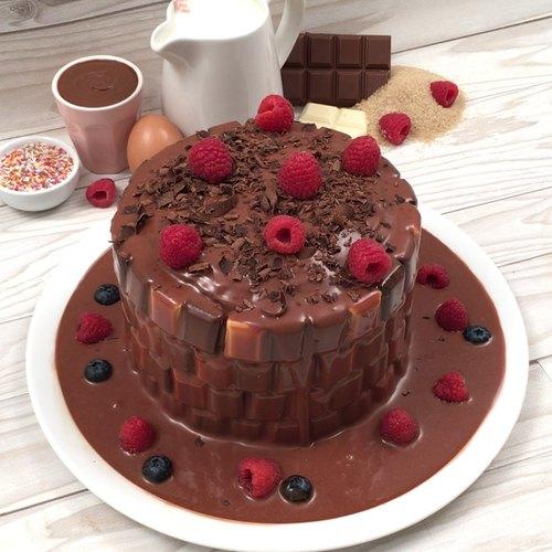 Le château chocolat fort