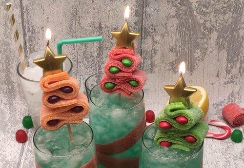 Christmas Tree Cocktail