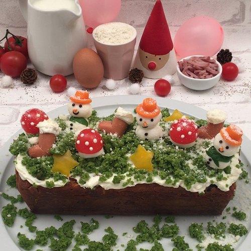 Cake für Weihnachten