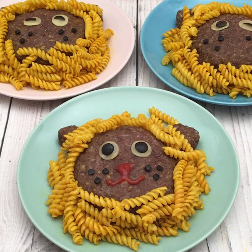 Pasta Bo-Lion-Ese