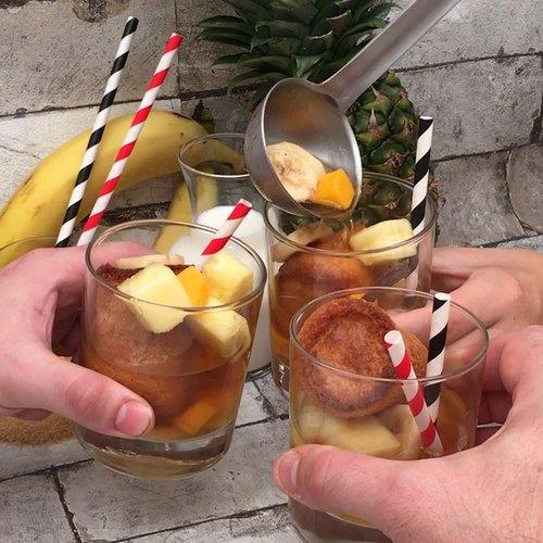 Rum Cake Cocktail