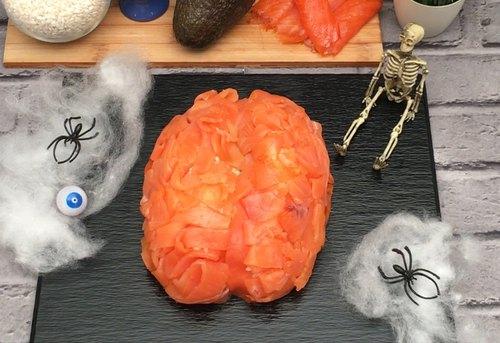 Sushi cerveau