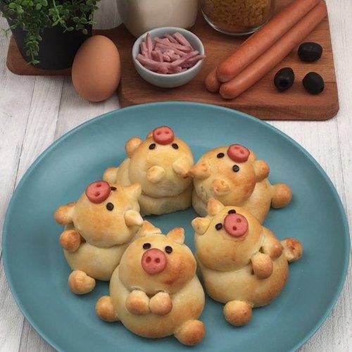 Maialini di pasta