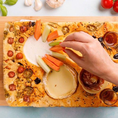 Appetizer Bread Board