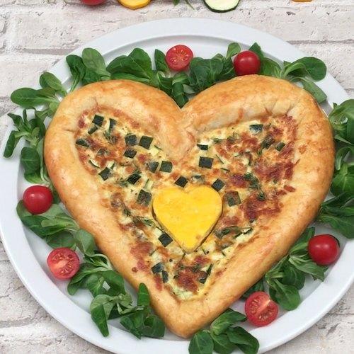 La quiche de l'amour