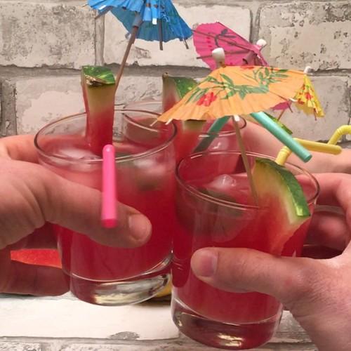 Watermelon Vodka Keg, The Recipe Video By Chefclub