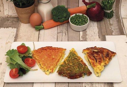 Terrine de légumes 6 en 1