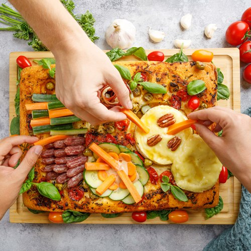 Italian Happy Hour Platter