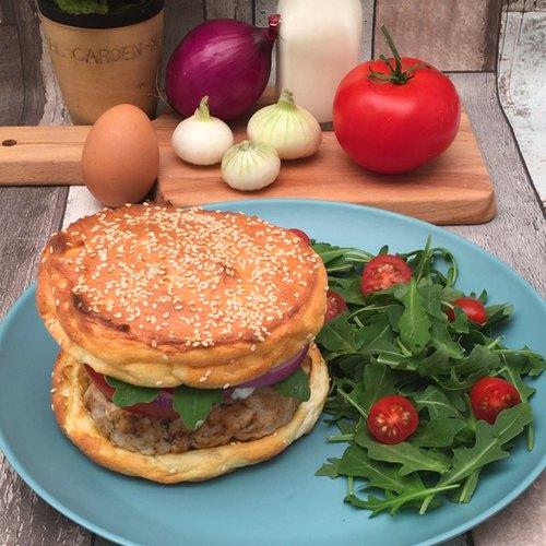 Guilt-free Burger