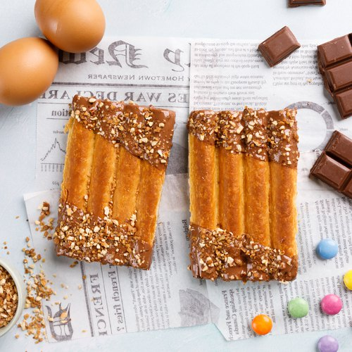 Les petits pains au chocolat