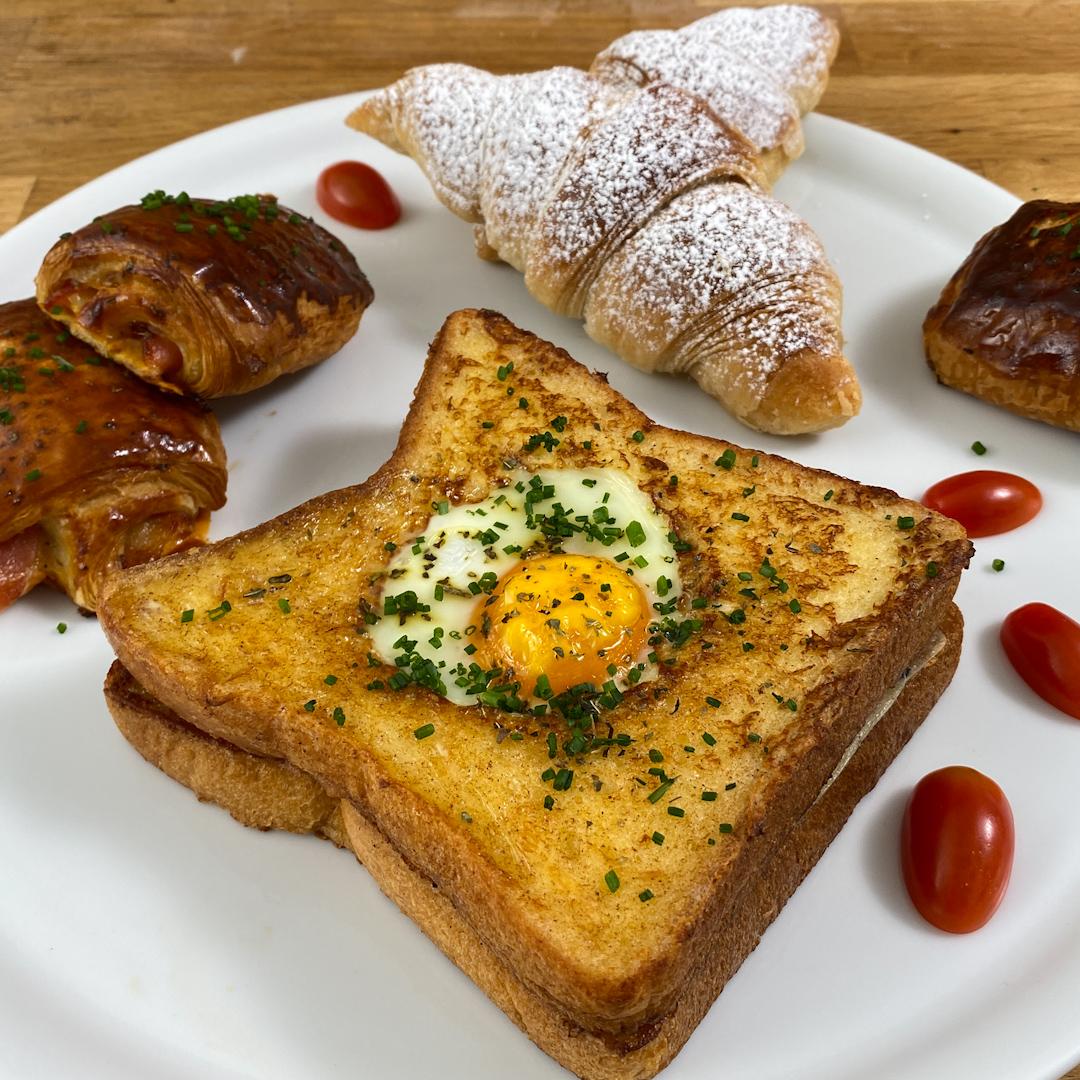 프랑스 아침식사