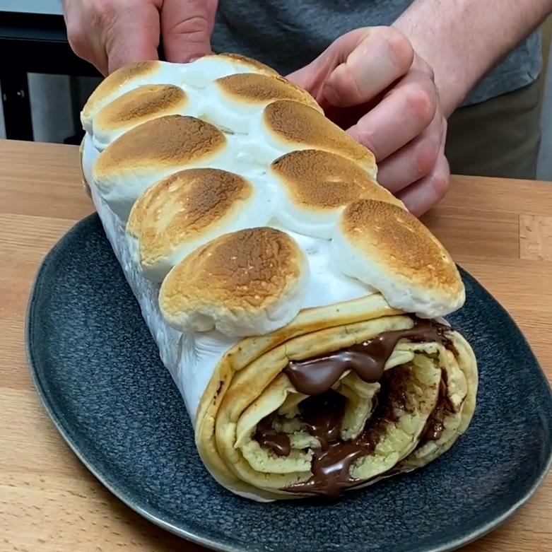 Creative Pancake Recipe