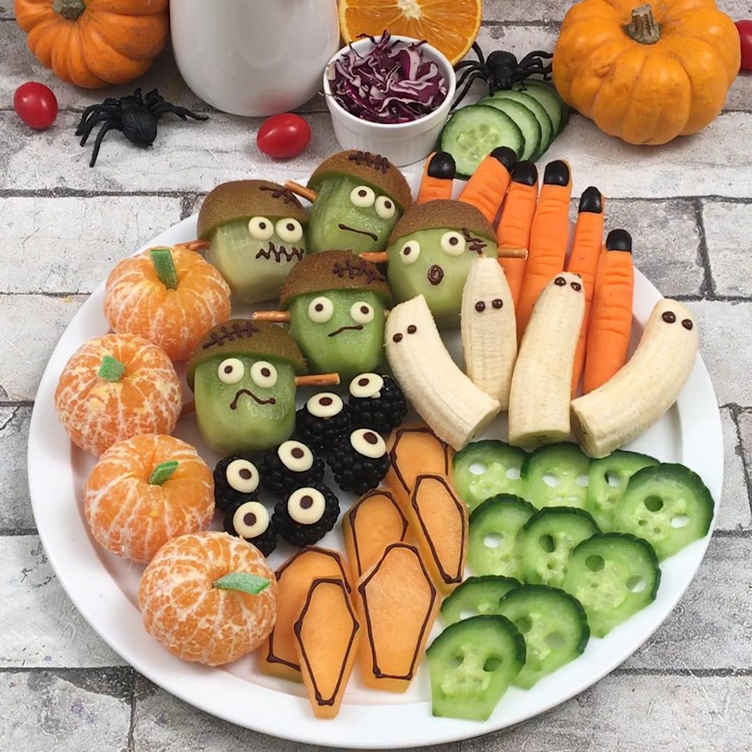 6 Halloween Snacks