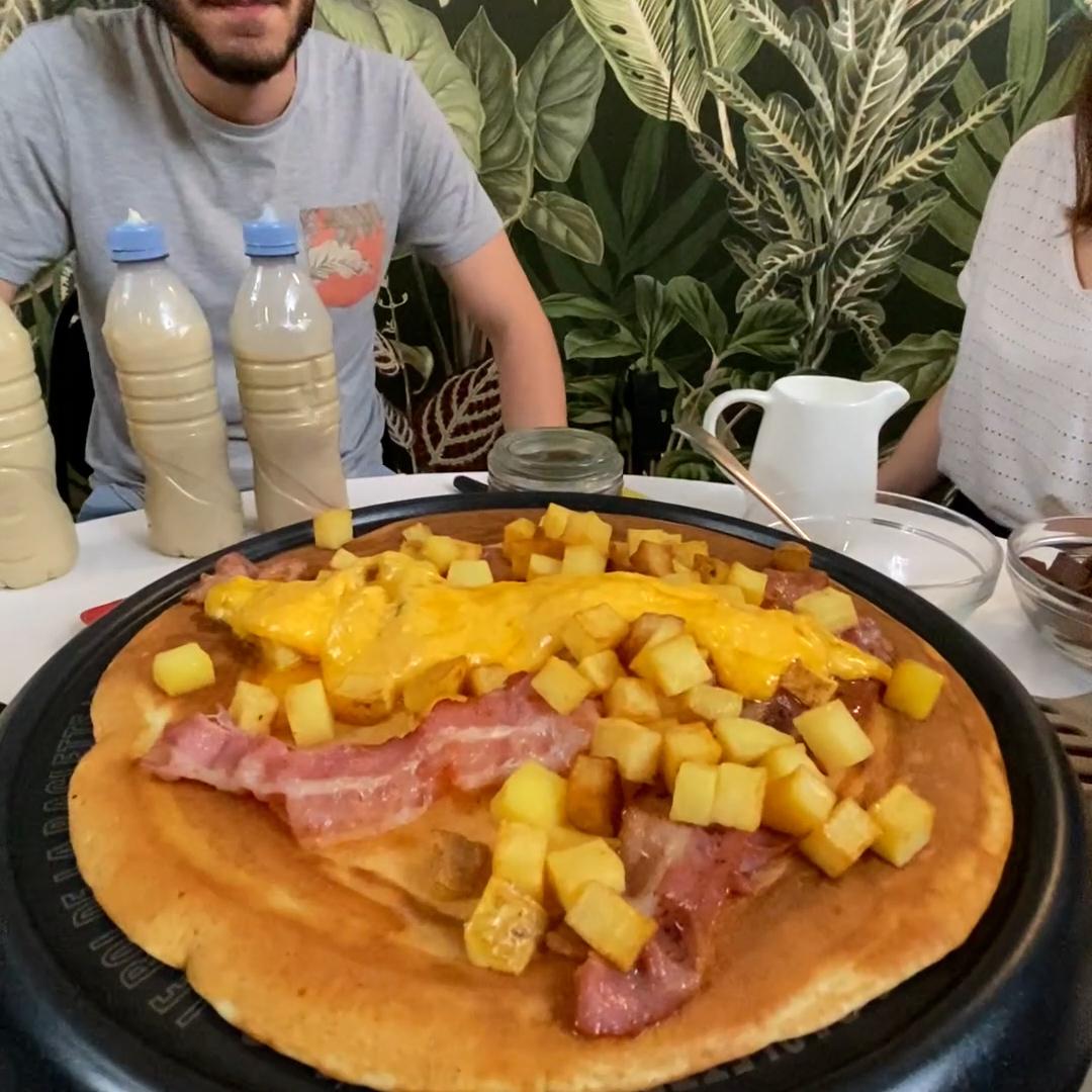 Das Pancake Duell