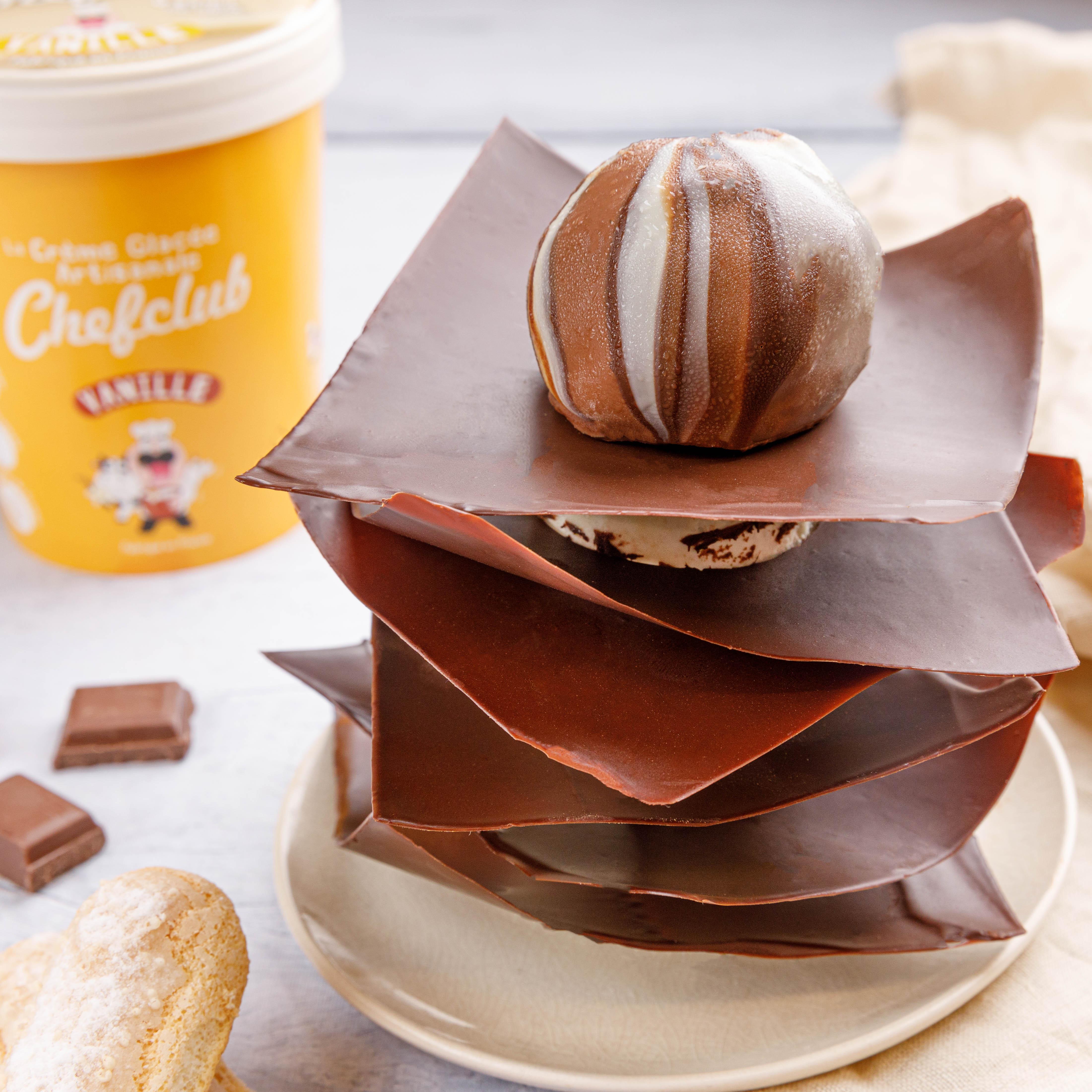 Tiramisú de chocolate!