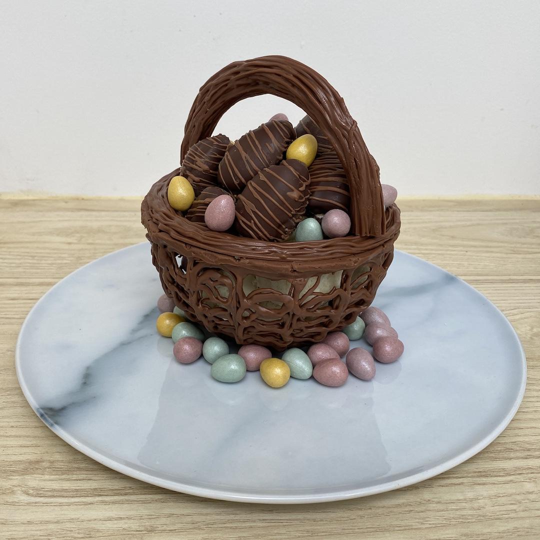 Mini Donut Basket