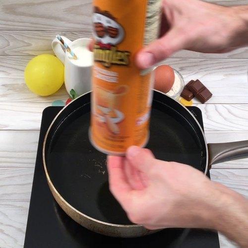 Espagueti de fresa