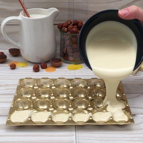 Schokoladenkuchen mit Toffifee